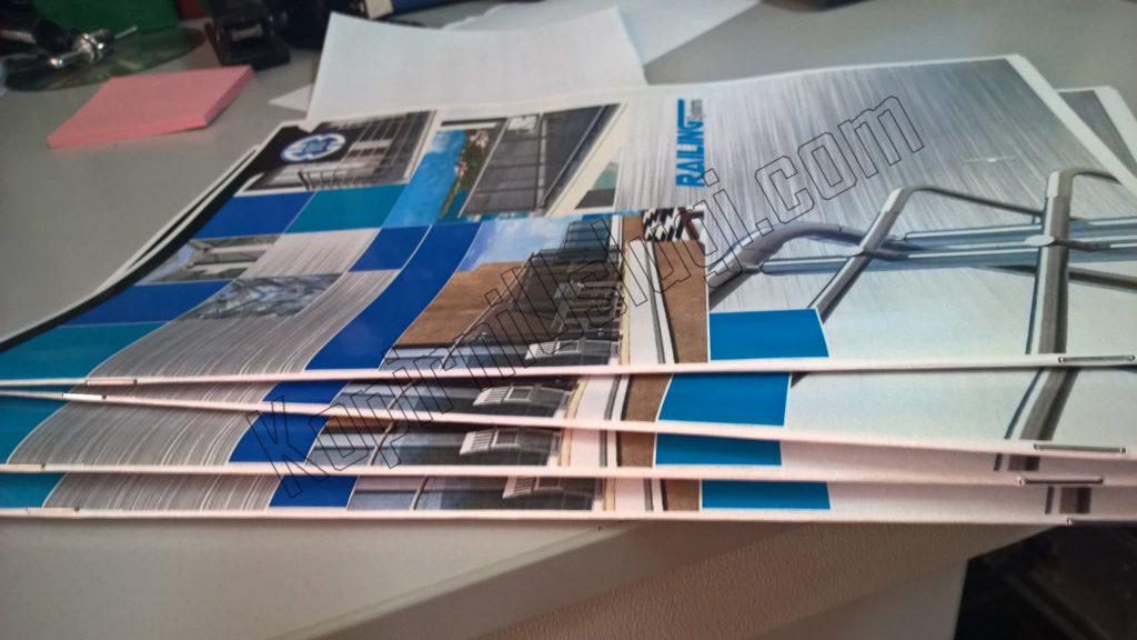 печат и подвързване на брошури