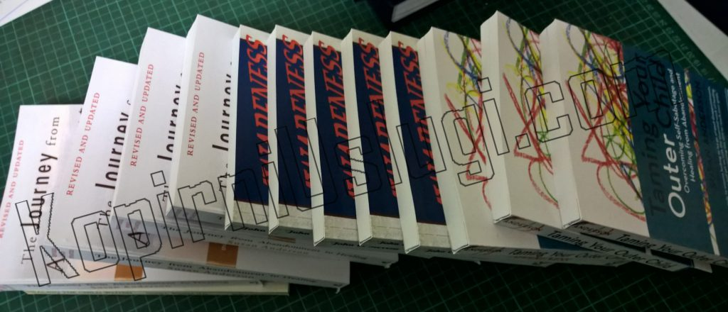 печат на книги нестандартни размери