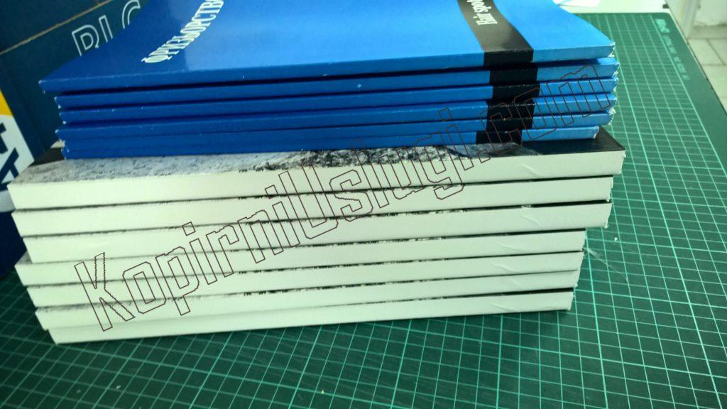 печат и подвързване на книги нестандартни размери