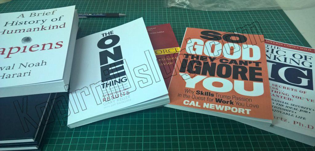 печат и подвързване на книги формат А5