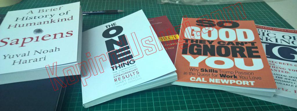 лепене на книги формат А5
